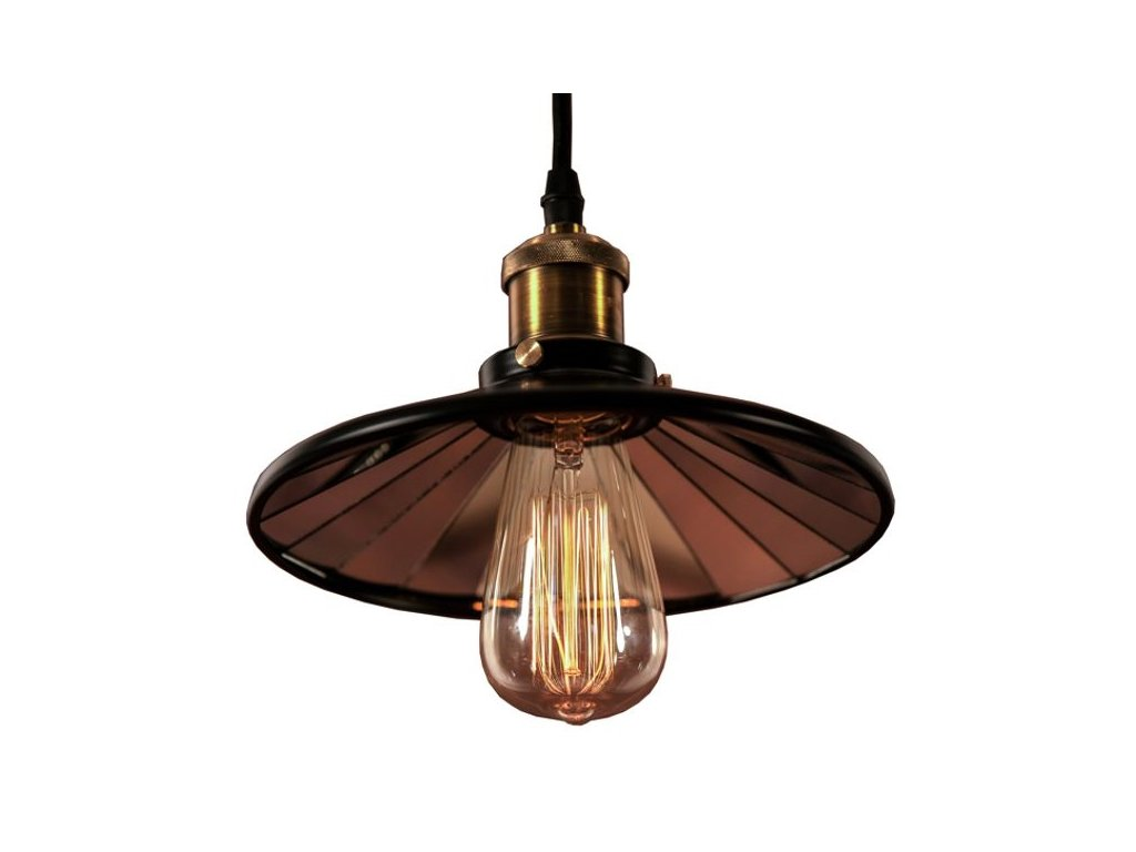 Luster - Závesná lampa Eindhoven Loft 3