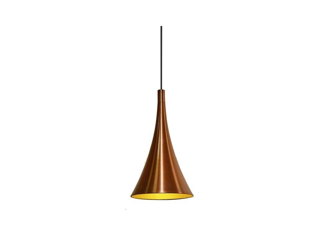 Luster - Závesná lampa Midas-century Glam 6