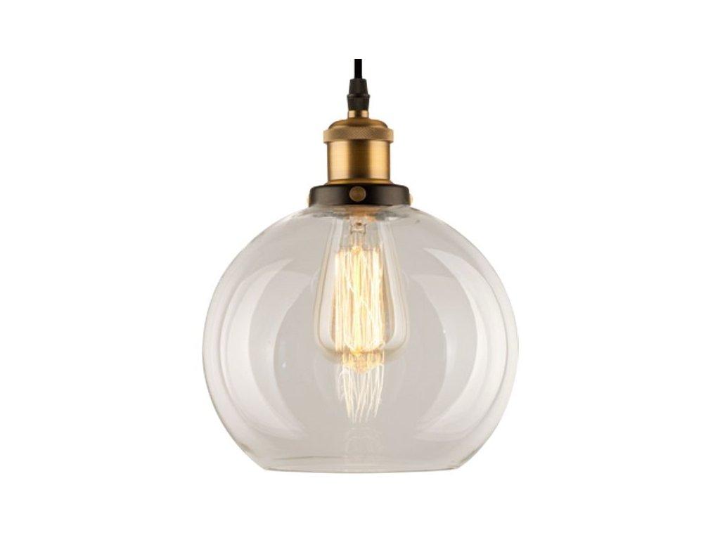 Luster - Závesná lampa New York Loft 2
