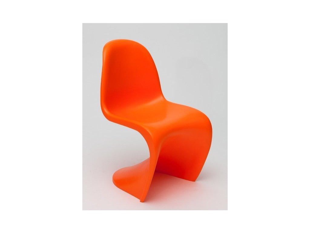 Stoličky Balance Junior oranžová