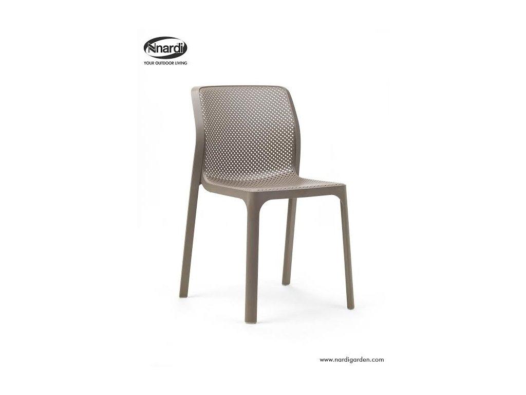 Stoličky Bit béžová