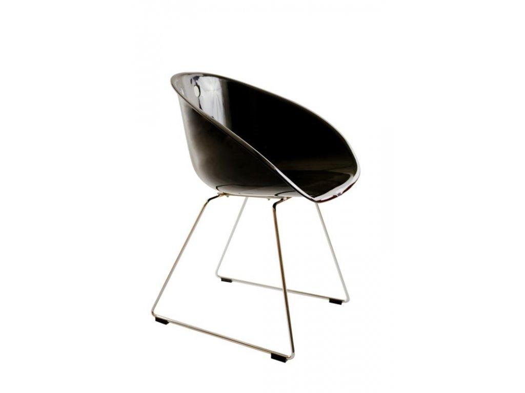 Stoličky Cube čierna
