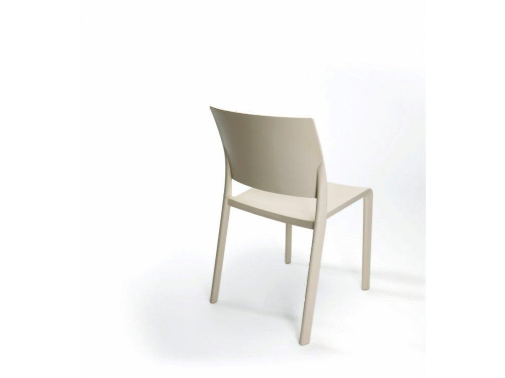 Stoličky Fiona béžová