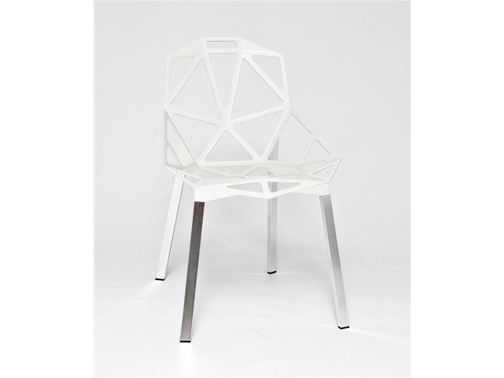 Stoličky Gap biela