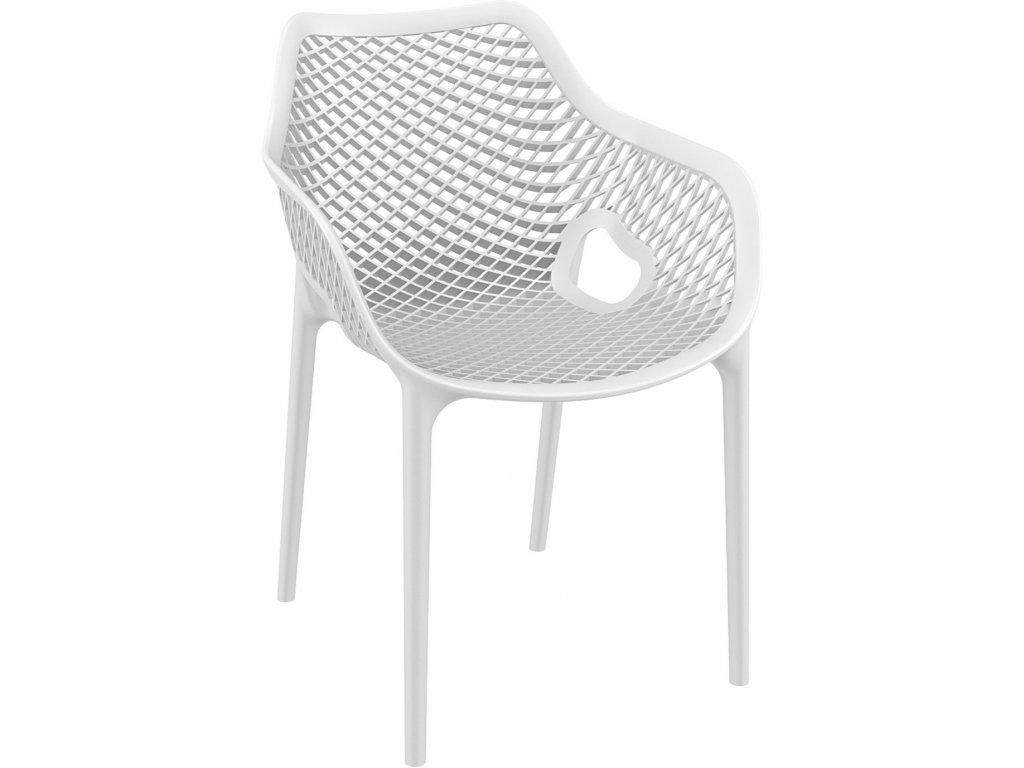 Stoličky Grid XL biela