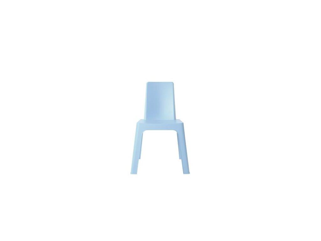 Stoličky Julieta modrá