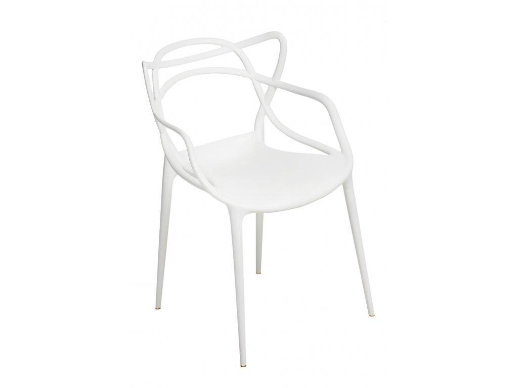 Stoličky Lexi biela insp. master chair