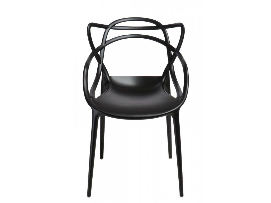 Stoličky Lexi čierna insp. master chair