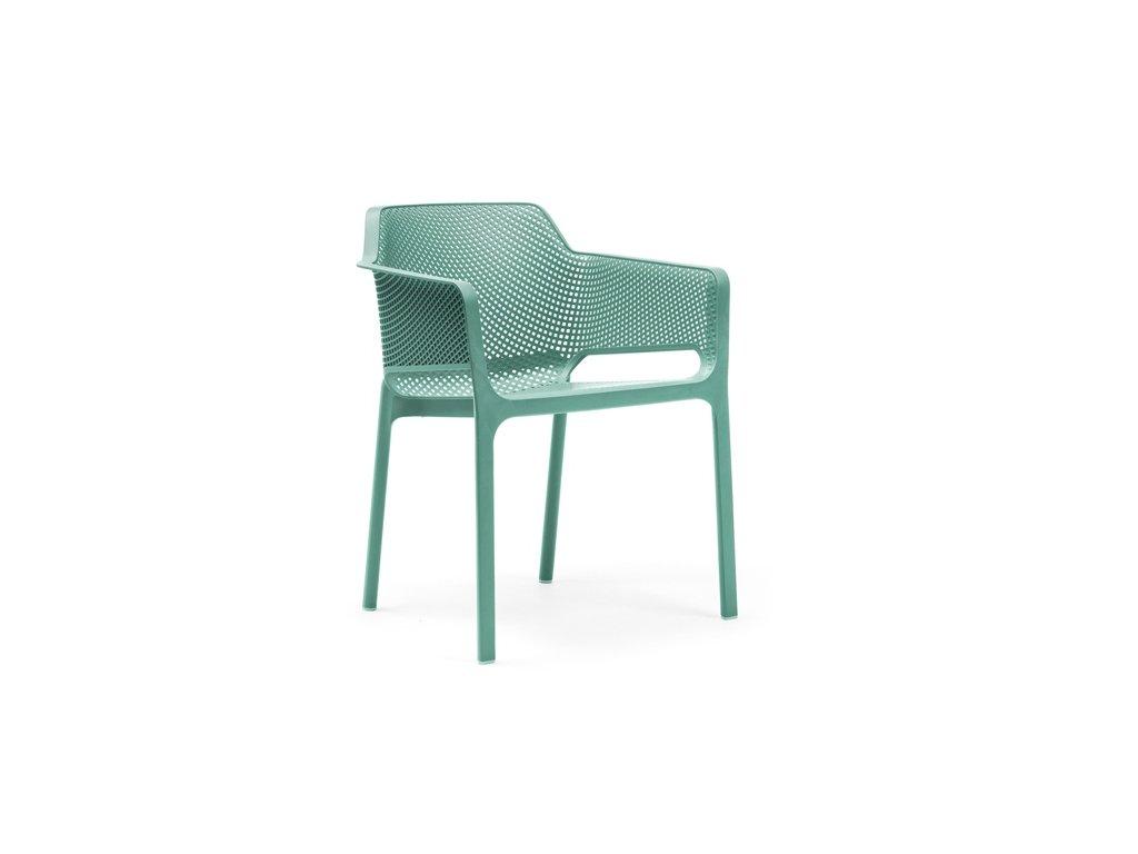Stoličky Net mätová