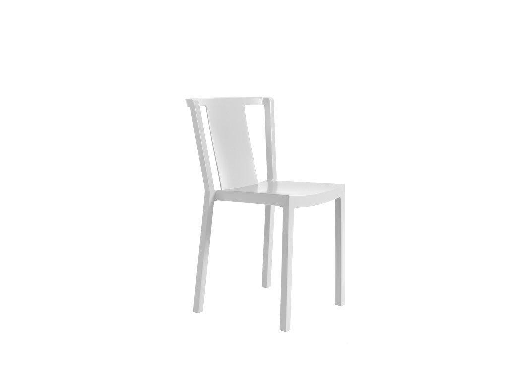 Stoličky Neutra biela