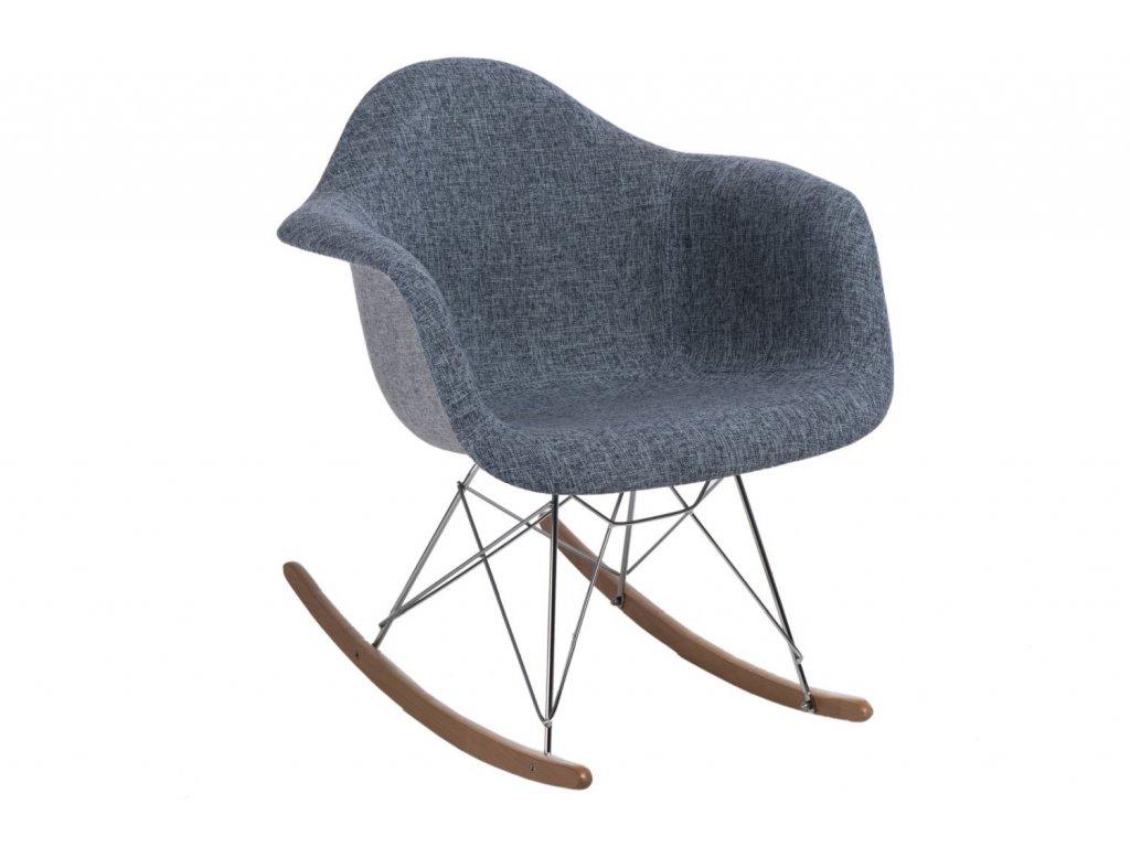 Stoličky P018 RAR Duo modrá - sivá