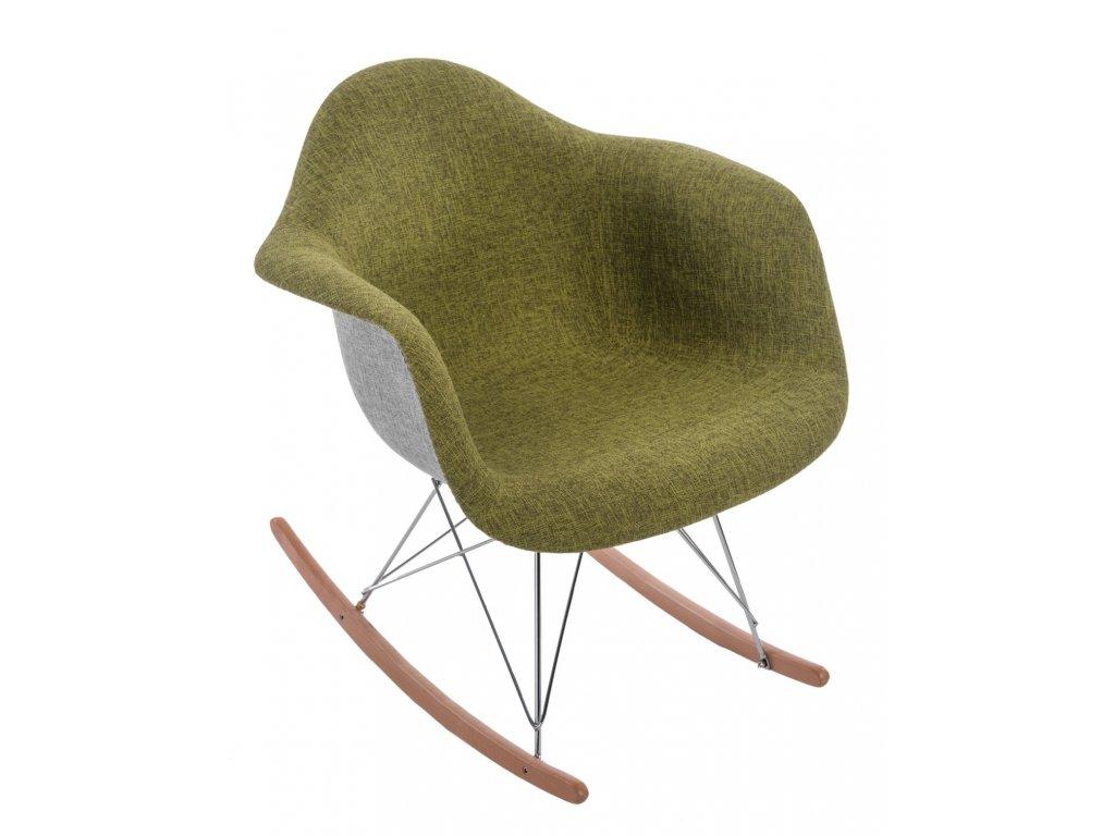 Stoličky P018 RAR Duo zelená - šedá