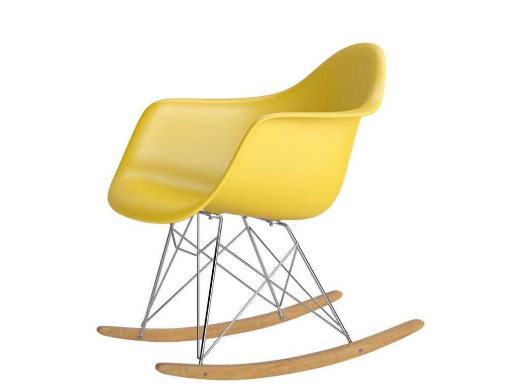 Stoličky P018 RR PP olivová inšpirovaná RAR