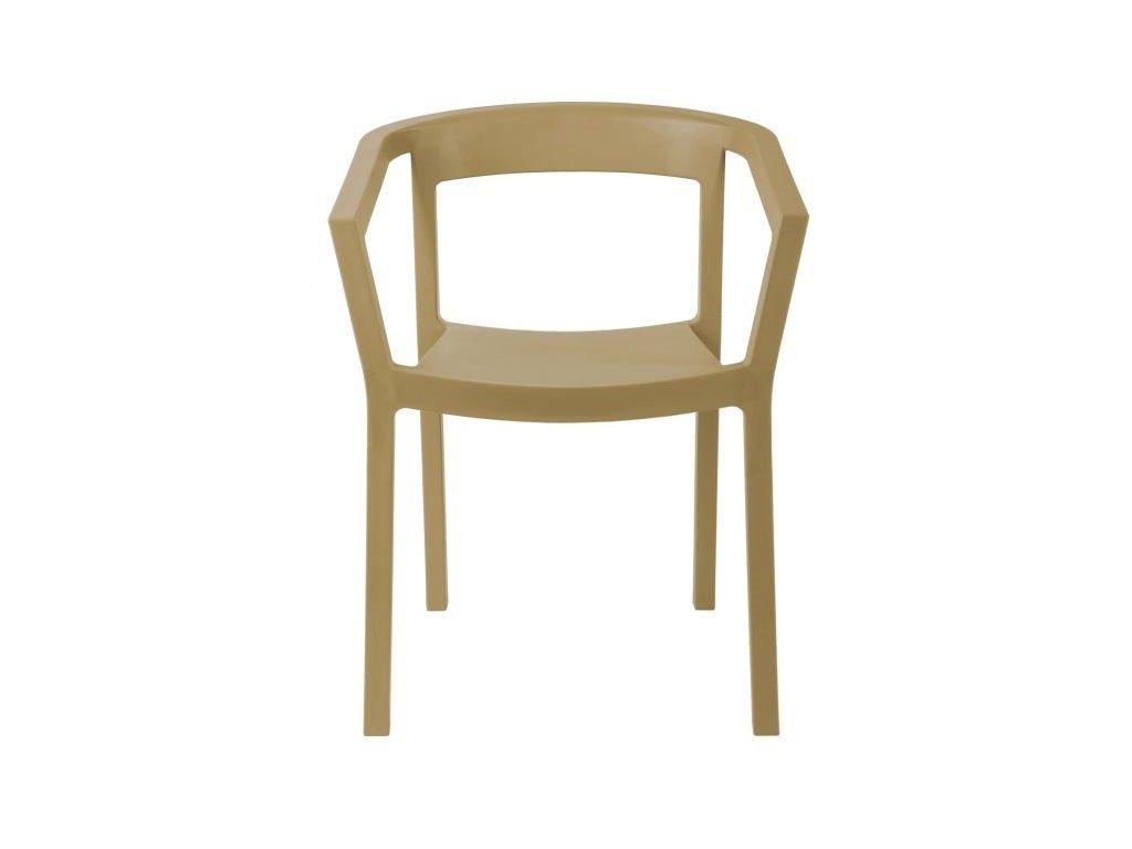 Stoličky Peach piesková