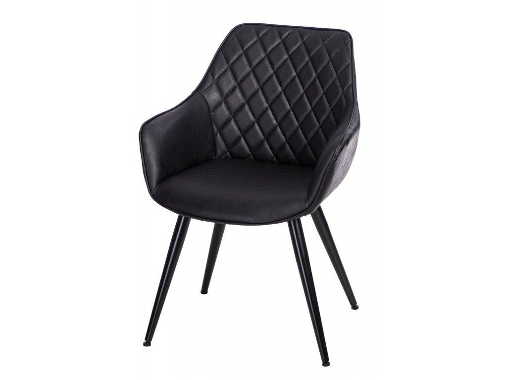 Stoličky Roxana čierna
