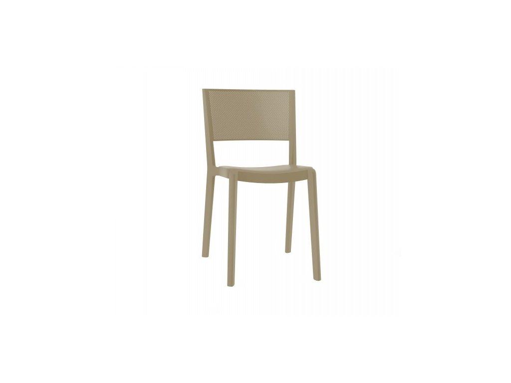 Stoličky Spot béžová