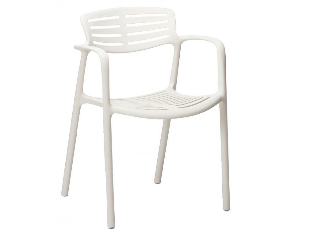 Stoličky Toledo Aire krémová