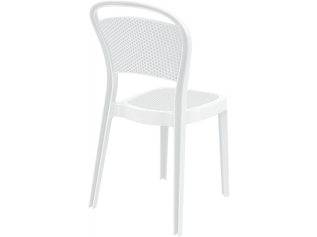 Stoličky Visual biela