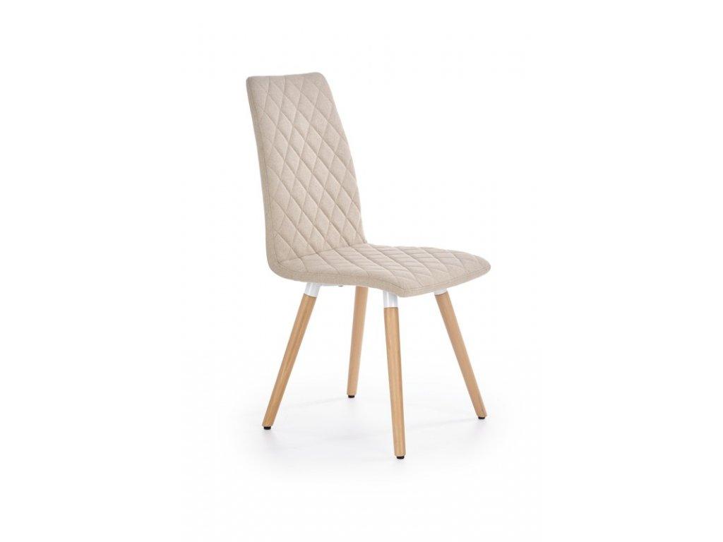 K282 stoličky béžová