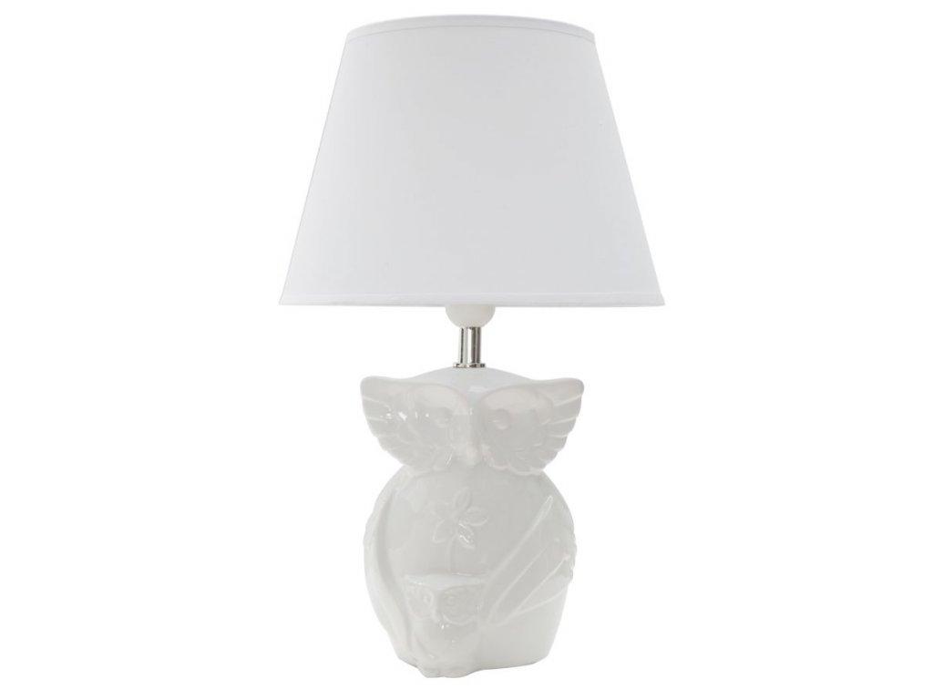 Stolná lampa gufo WHITE