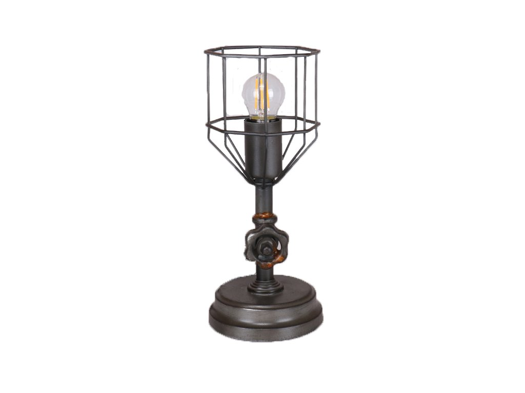 Stolná lampa INDUSTRY