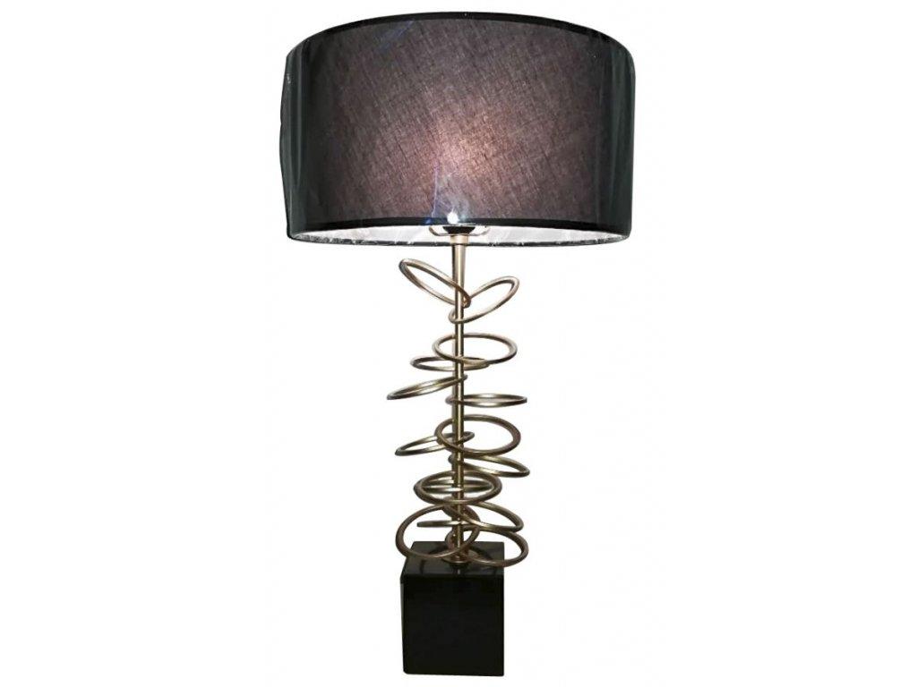 Stolná lampa GLAM RINGS