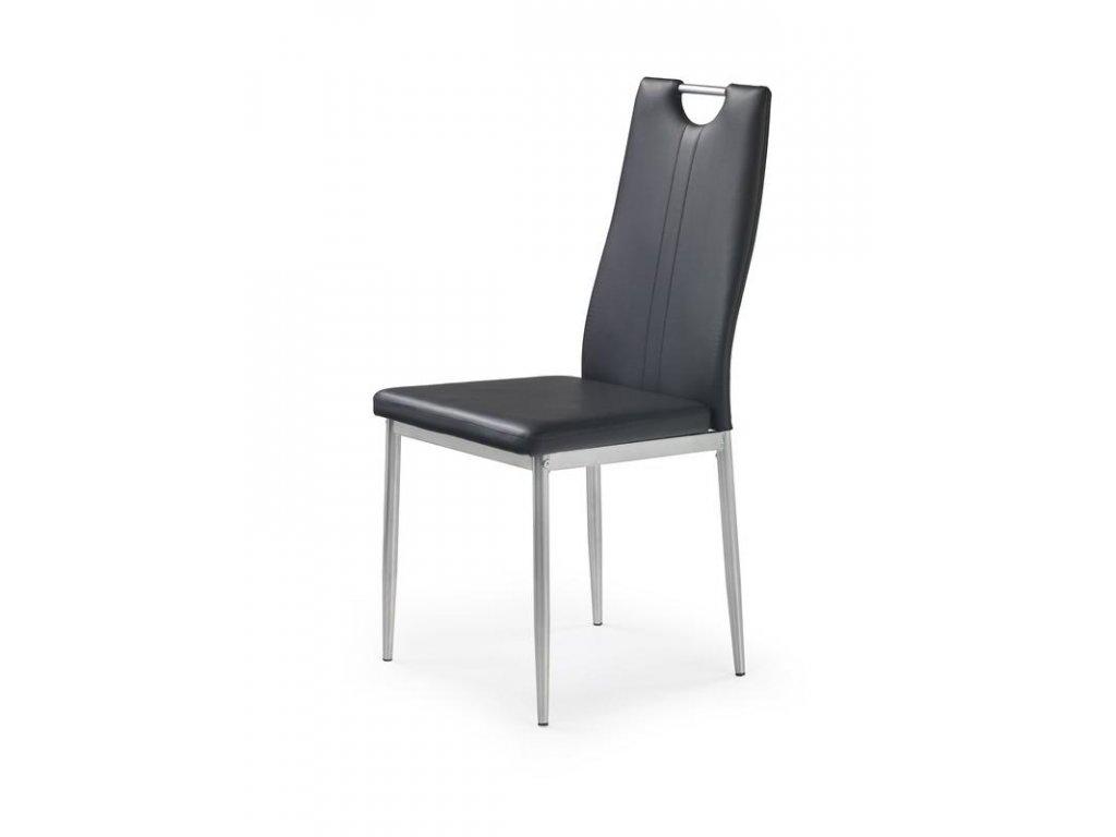 K202 stoličky čierna