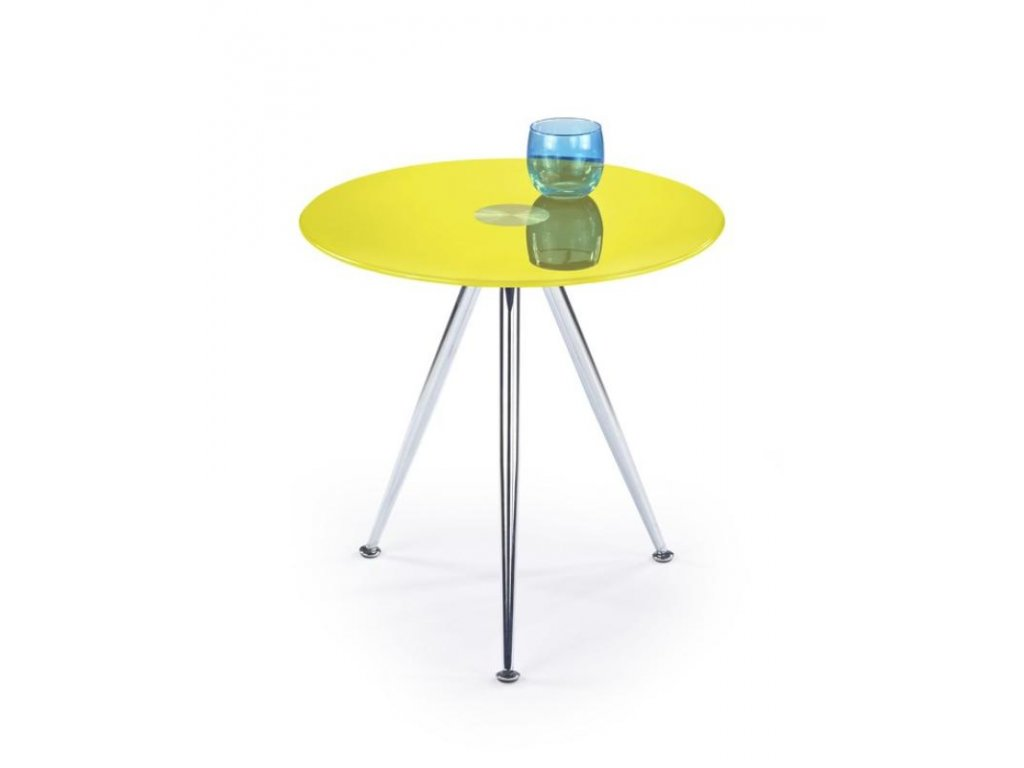 SIENA stolík konferenčný žltý