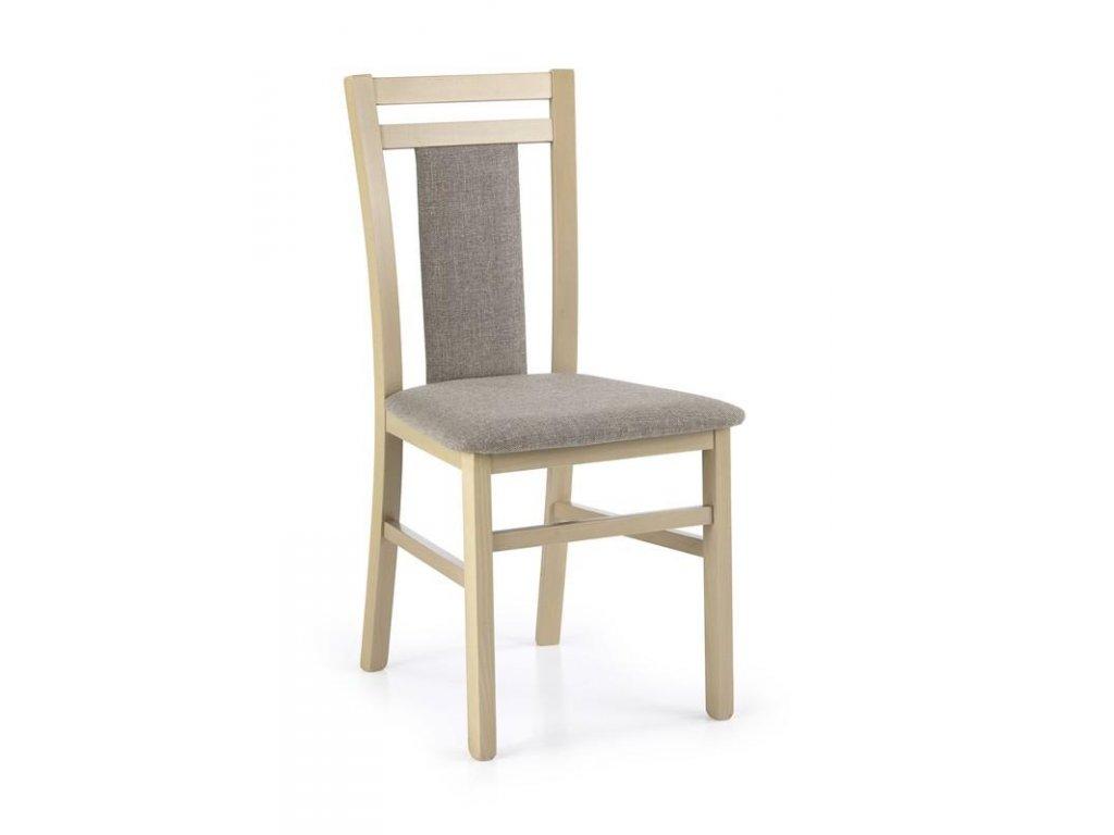 HUBERT8 stoličky dub Sonoma / Polstrovanie: Inari 23