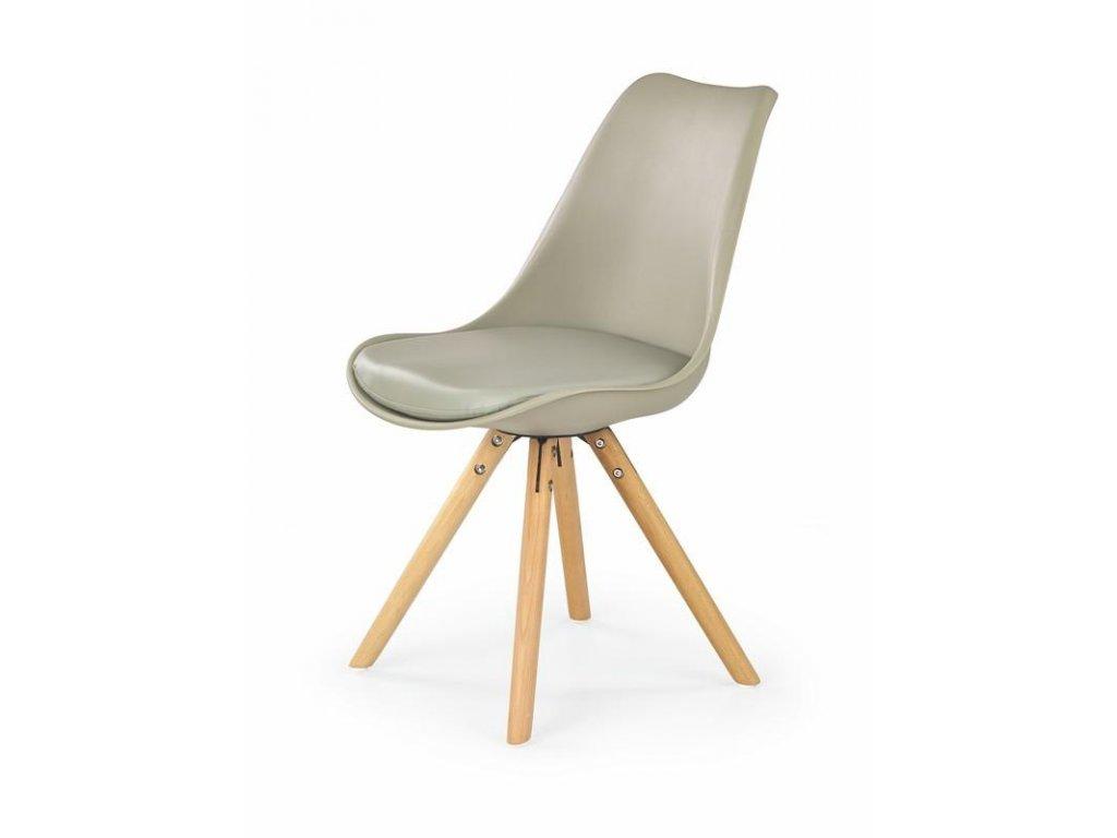 K201 stoličky khaki