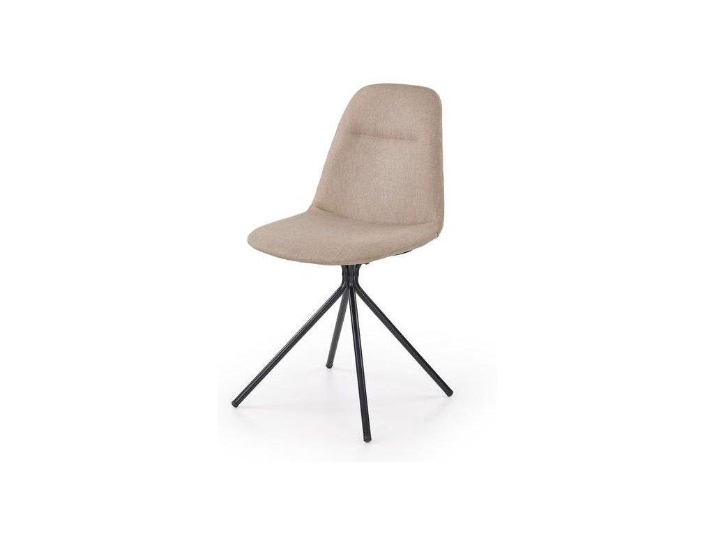 K240 stoličky béžová