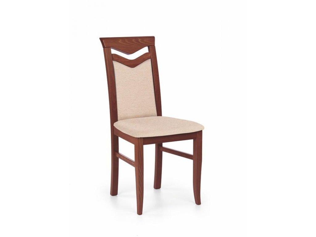 CITRON stoličky antická čerešňa II / Polstrovanie: Mesh 1