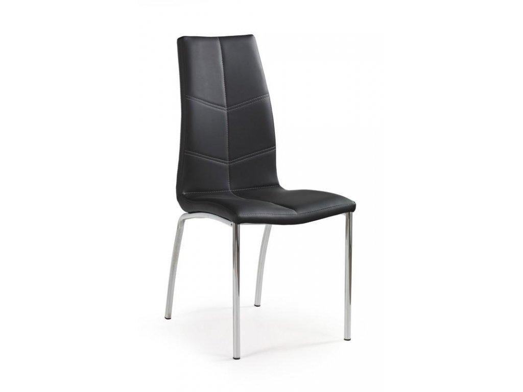 K114 stoličky čierna