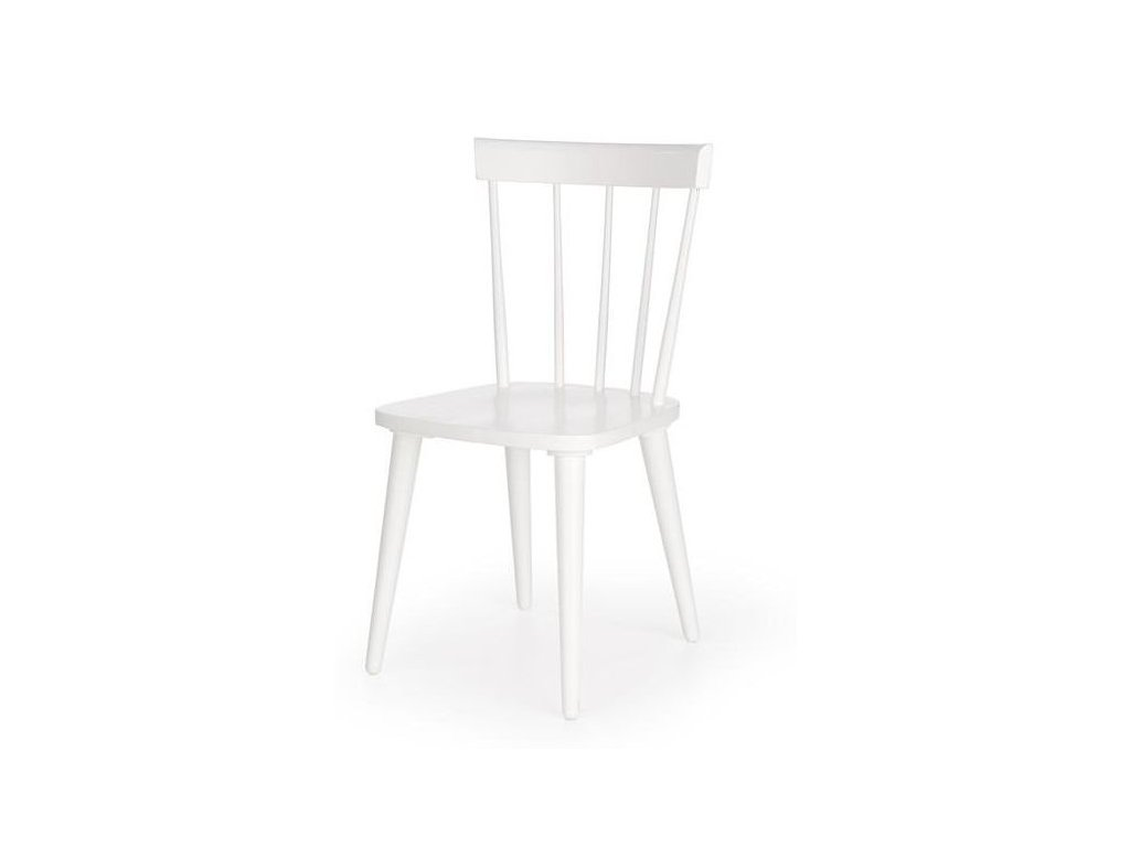 BARKLEY stoličky biela