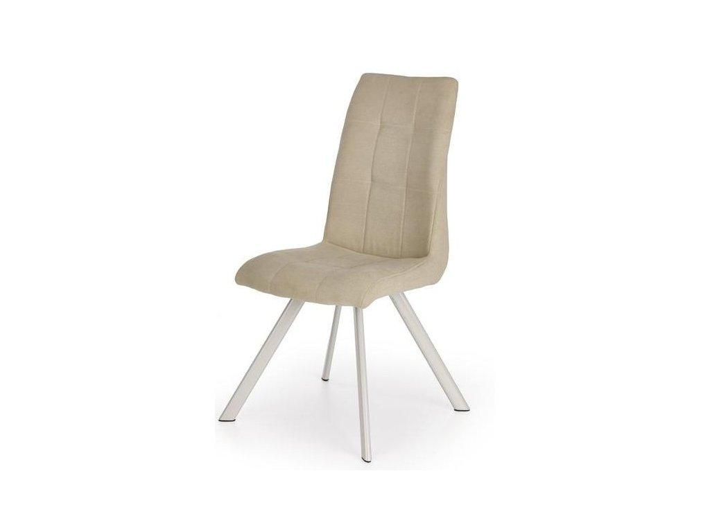 K241 stoličky béžová