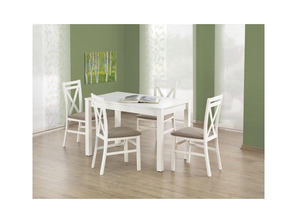 XAVER stôl biely