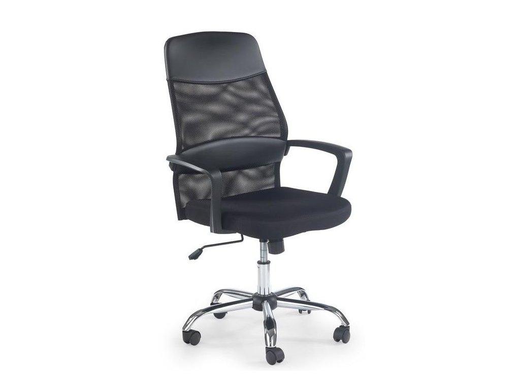 CARBON kreslo kancelárske čierne