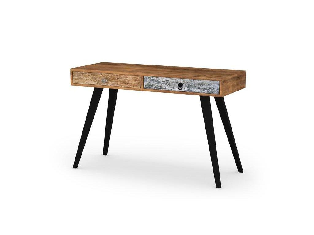 MEZO B1 písací stôl viacfarebný
