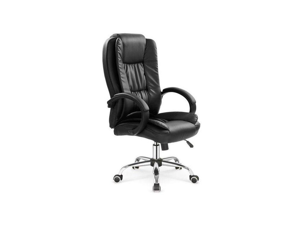 RELAX kreslo kancelárske čierne