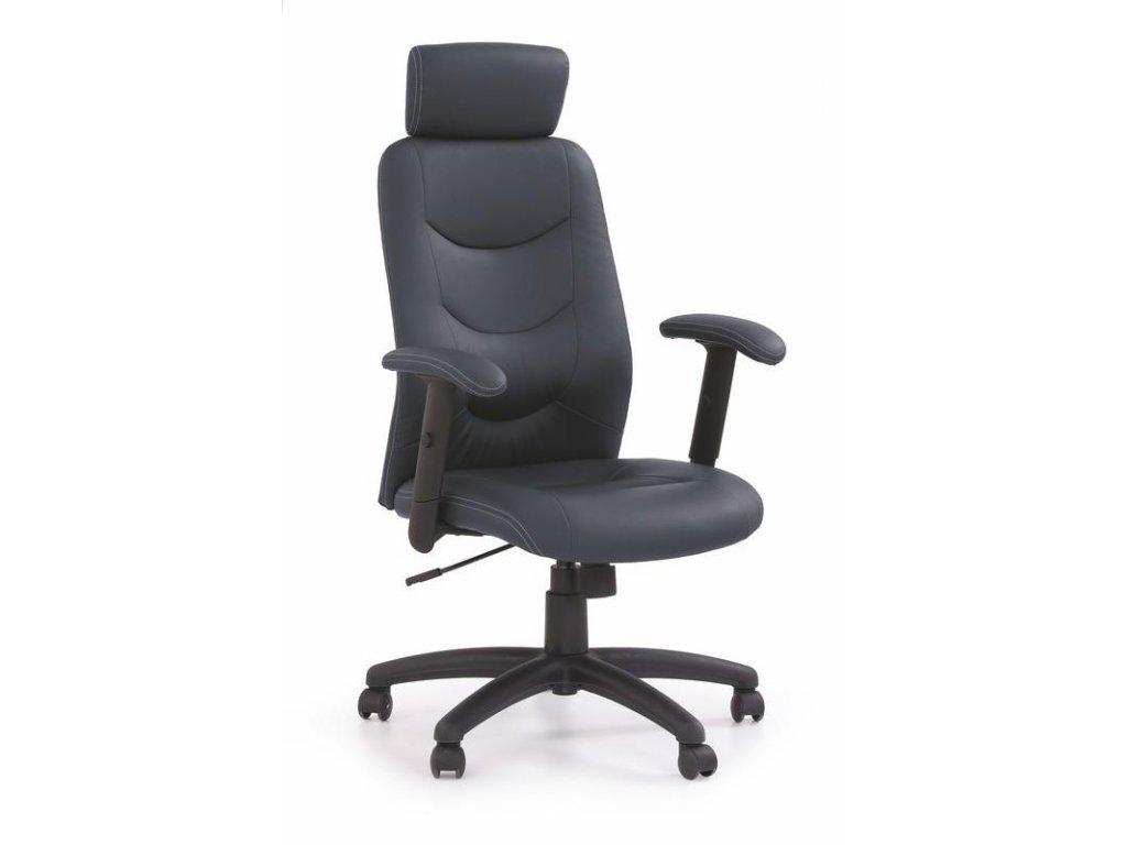 STILO kreslo kancelárske čierne