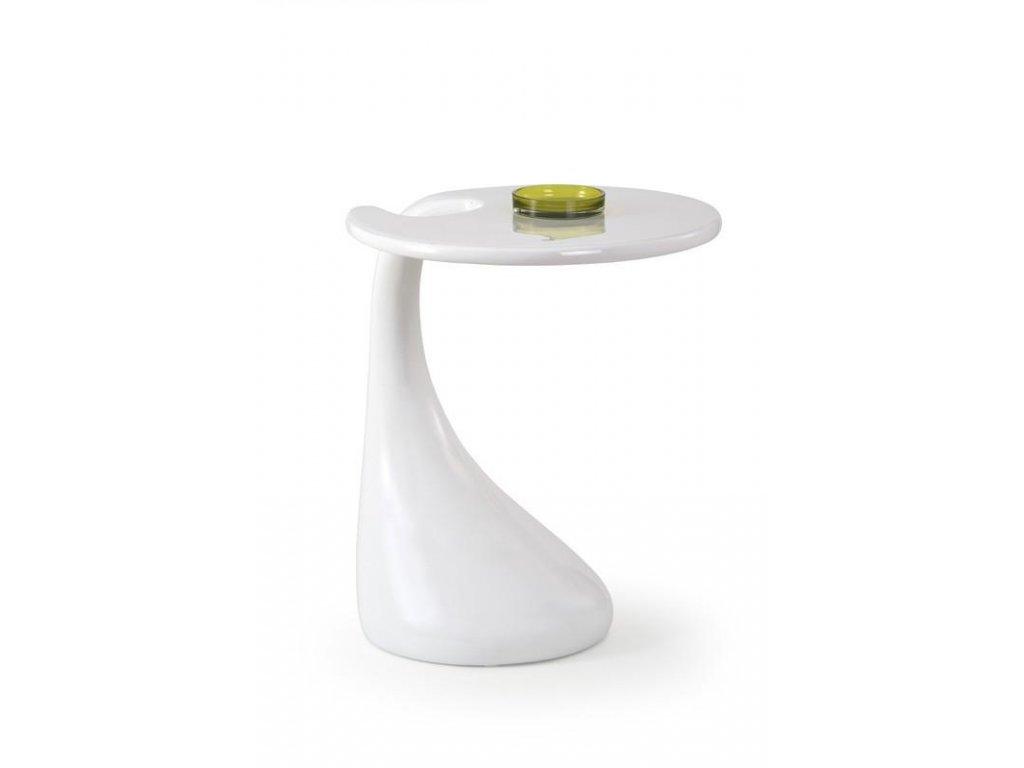 VIVA stolík konferenčný biely