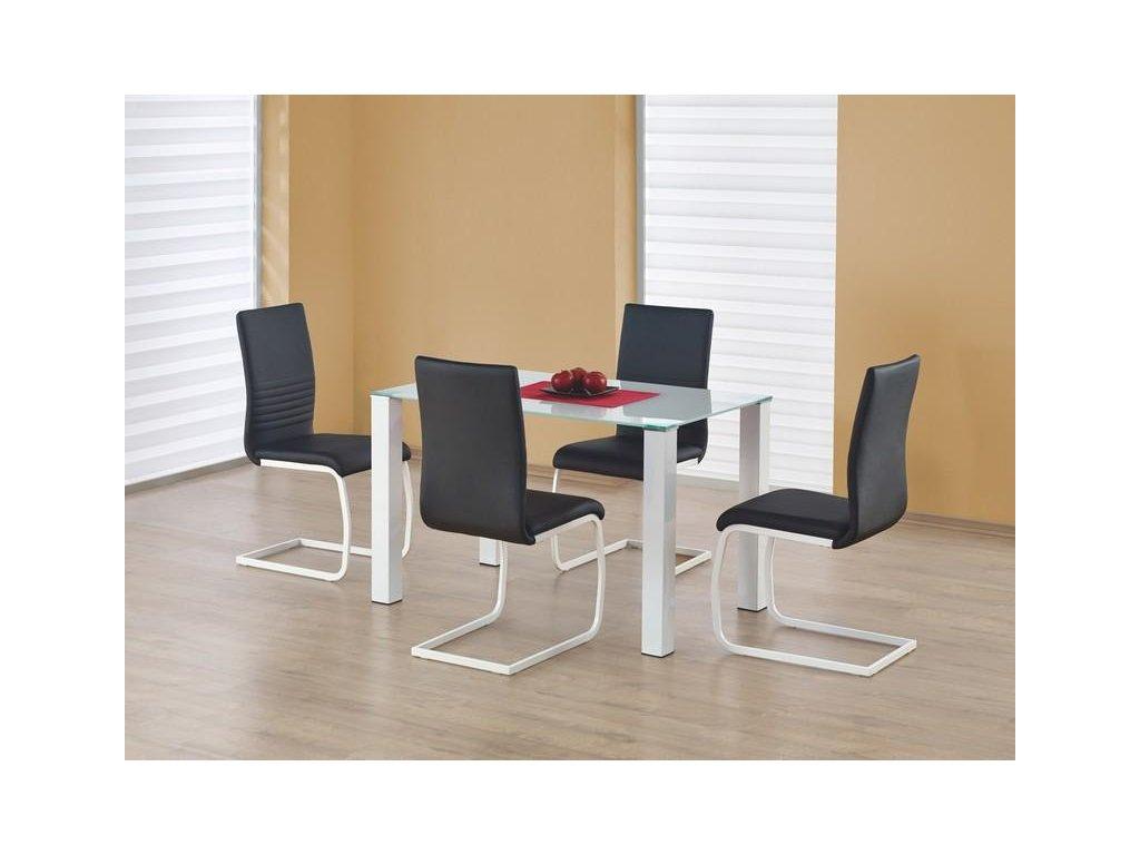 MERLOT obdĺžnikový stôl biely