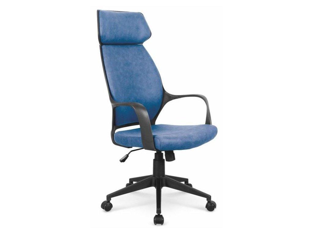 PHOTON kreslo kancelárske modré