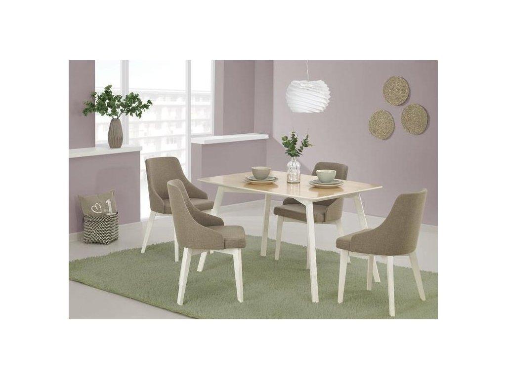 PETRUS stôl buk