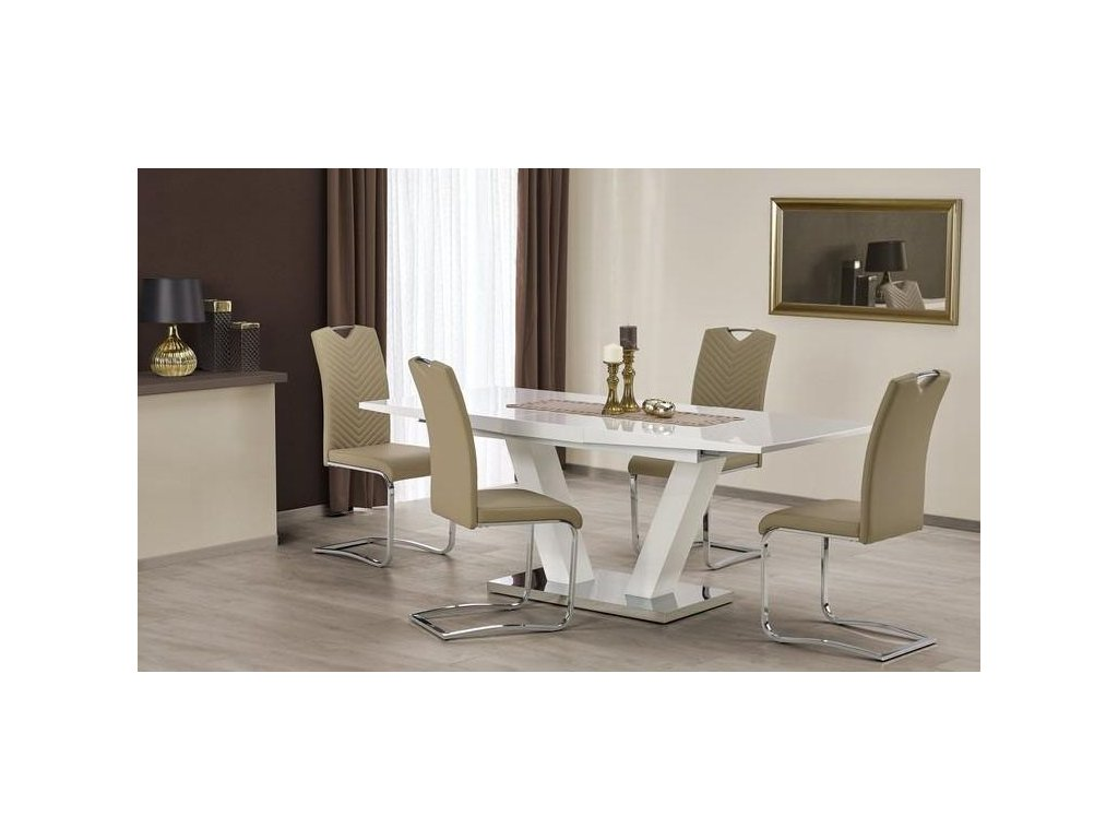 VISION stôl biely