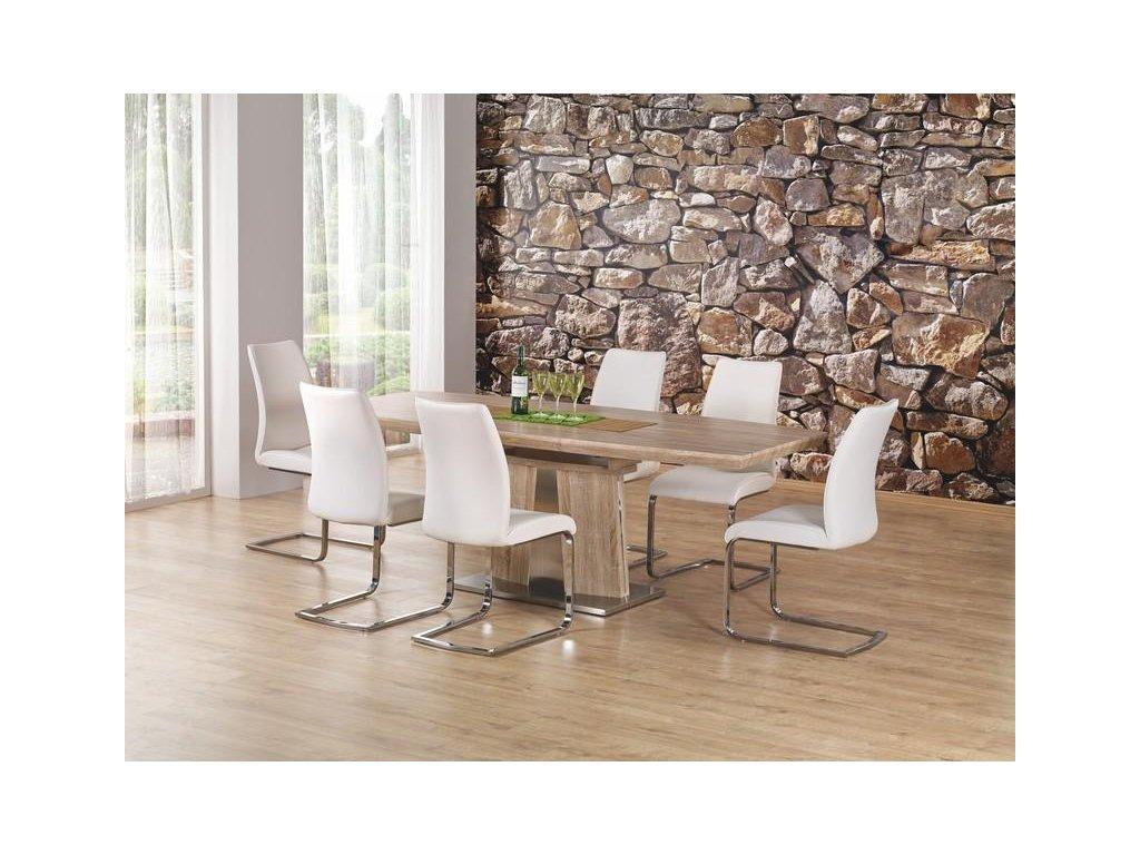 Rafaella stôl rozkladací dub Sonoma, Prestige Line
