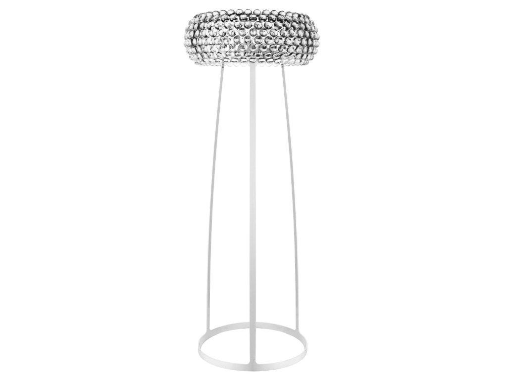 LAMPA FLOOR ARIA FLOOR SKLO / AKRYL