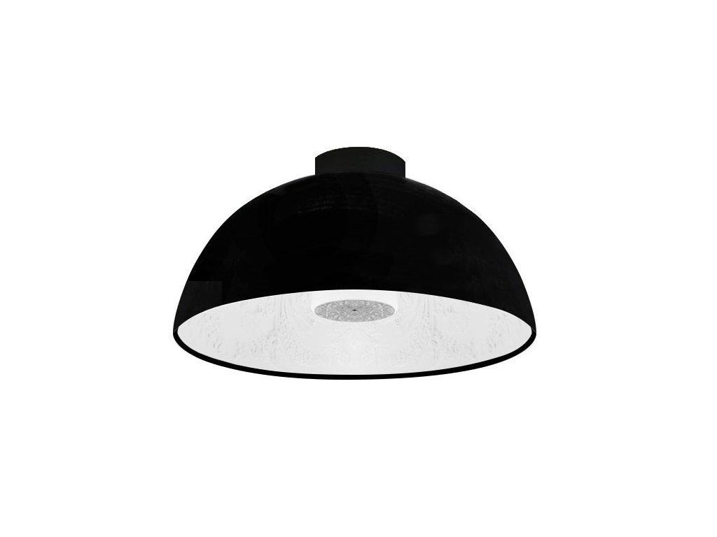 Luster - LAMPA ZÁVESNÁ elegantných 40 ČIERNA