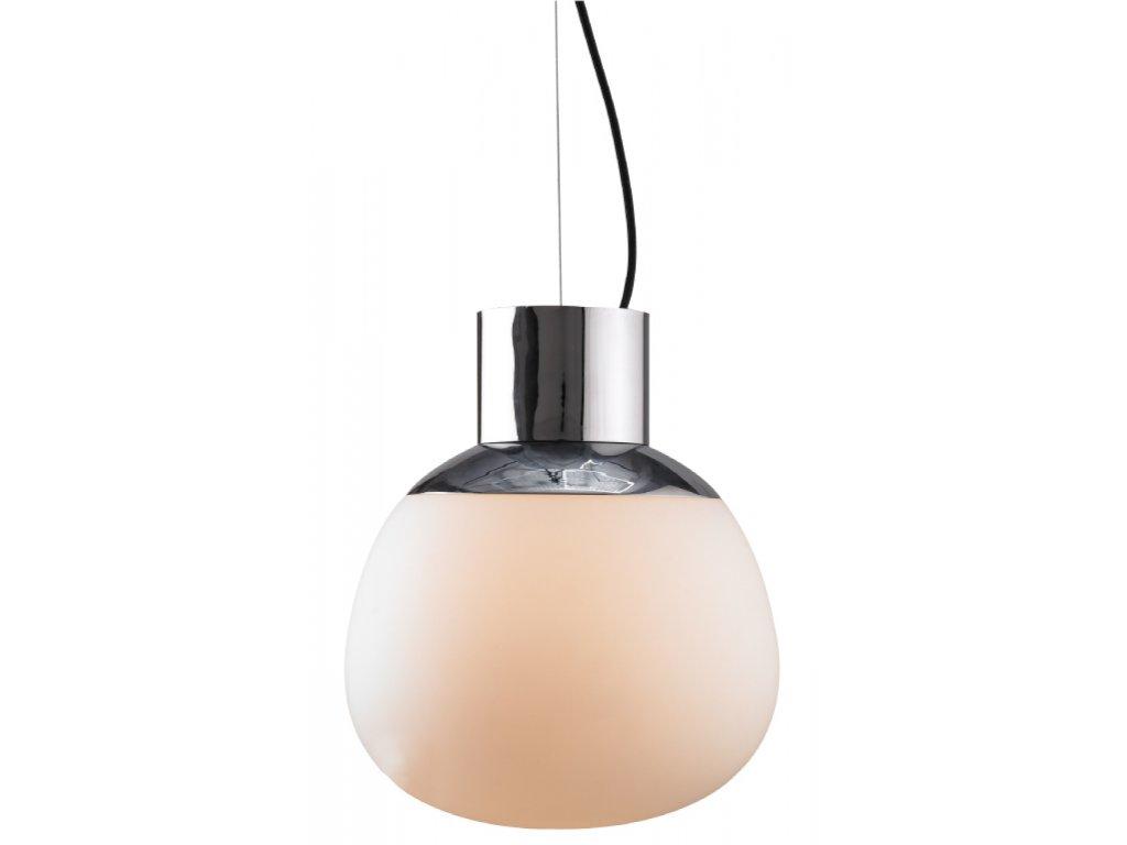 Luster - LAMPA ZÁVESNÁ Vašo 380 KOV / SKLO