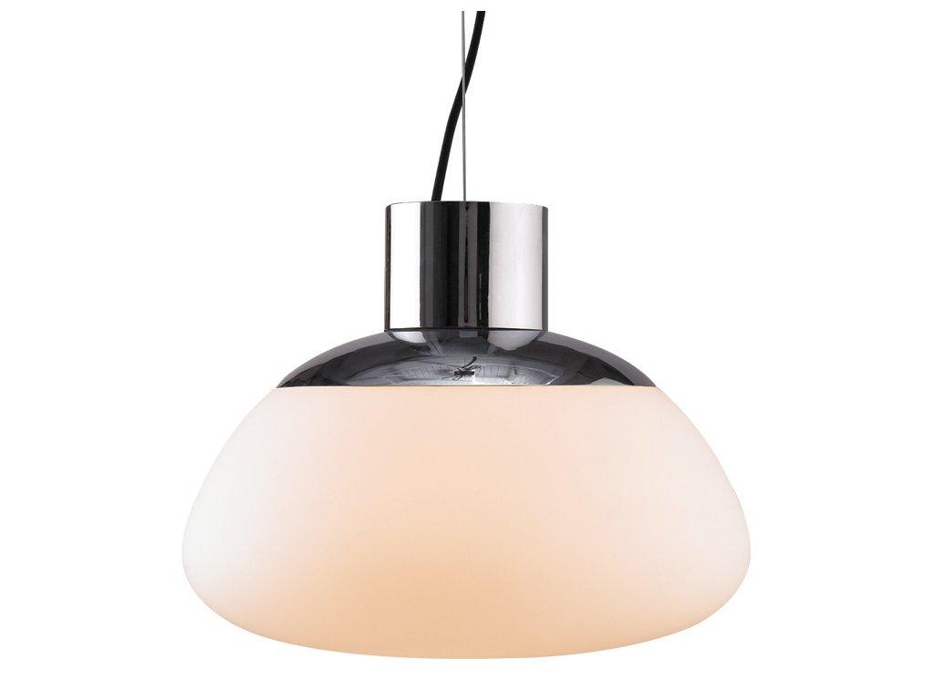 Luster - LAMPA ZÁVESNÁ Vašo 420 KOV / SKLO